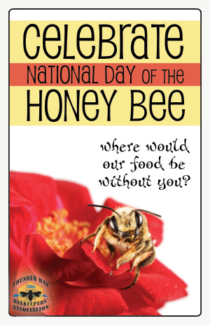 Day of the Honeybee